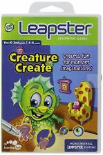 Leap Frog Leapster Learning Game - Creature Create
