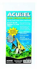 Acurel Filter Lifeguard Media Bag 4X12