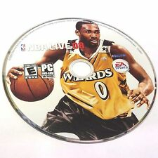 NBA Live 08 (PC, 2007)(DISC ONLY) #1018