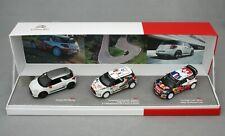 CITROEN - COFFRET DS3 Racing / DS3 R3 / DS3 WRC - NOREV - 1/43
