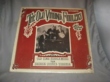 The old Virginia Fiddlers Old Time fiddle music  Patrick County Virginia  (IN-7)