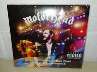 MOTORHEAD - BETTER MOTORHEAD THAN DEAD - HAMMERSMITH - 2 CD