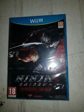 Jeu Ninja Gaiden 3 Razor's Edge [VF] sur Nintendo Wii U NEUF sous Blister