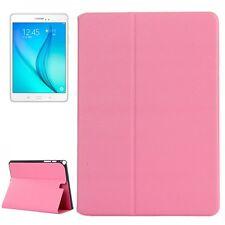 Smartcover Cover Rosa für Samsung Galaxy Tab A 9.7 T551 T555 N Hülle Case Neu