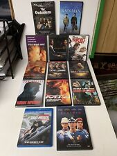 Lot Of 13 Tom Cruise Movies Mission Impossible Rain Man Outsiders Eyes Wide Shut
