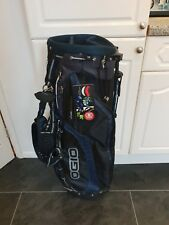 STUNNING OGIO HELIOS ULTRALITE PERFORMANCE CARRY/STAND GOLF BAG, NEW WITH TAGS