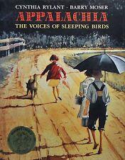 ..APPALACHIA THE VOICES OF SLEEPING BURDS - Cynthia Rylant