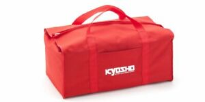KYOSHO CARRYING BAG RED 320mm X 560mm X 220mm, 87619
