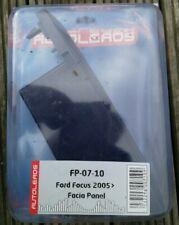 FP-07-10 Ford Fiesta Focus Fusion C-Max Car Stereo Single Din Facia Fascia Plate