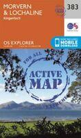 Morvern and Lochaline by Ordnance Survey 9780319472491   Brand New