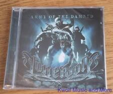 "LONEWOLF  ""Army of the Damned"" Napalm/NPR 419/Germany  NEW  (CD, 2012)"