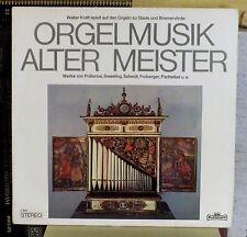 Praetorius - Sweelinck - Scheidt... Walter Kraft orgel Arp Schnitger, Stade
