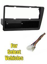 2002-05 Honda Civic SI Single Din Stereo Radio Install Dash Car Face Kit Combo