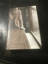 Italo Calvino Two Books Invisible Cities P. B. and Hermit In Paris hard cover in