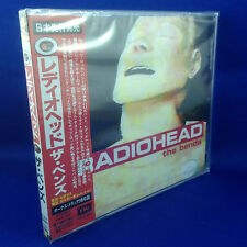 RADIOHEAD: The Bends JAPAN 1995 1st pressing +2 JAP ONLY BONUS TRACKS TOCP-8489