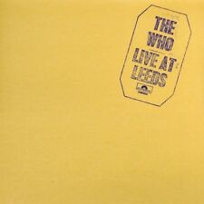 The Who - Live at Leeds (Live Recording, 2000) CD