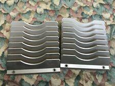 Marantz sp124 tweeter  cover speakers In  Plastic for parts Rare