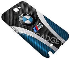 CUSTODIA COVER PER SAMSUNG GALAXY NOTE II NOTE 2 N7100 STAMPA PIENA TIPO BMW