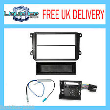VOLKSWAGEN TOURAN 2003 ONWARDS FASCIA FACIA ADAPTOR PANEL FITTING PACKAGE KIT