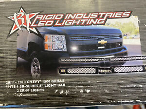 Rigid Industries 2013 Chevy 1500 grille kit 40565 ( Lights Sold Separately)