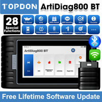 TOPDON OBD2 Auto Full System Diagnostic Scanner Tool Code Reader Key Coding TPMS
