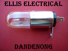 ☛ ☛ Microwave Oven Globe / Light / Bulb CL825 for Sharp Carousel Ellis Elecrical
