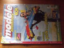 $$a5 Revue modele magazine RCM N°675 Plan encarte SE5A  U-Can-Do  Nexus  Sphynx