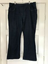 """Womens STRETCH  MILLERS """"PULL ON"""" JEANS SIZE 18"""