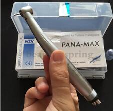 Turbina dentista Dental High Speed Fiber Optic E-generator LED Handpiece 4 Holes