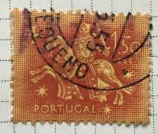 Portugal stamps - Knight on Horseback (From Seal of King Dinis) 1.50 escudo 1953