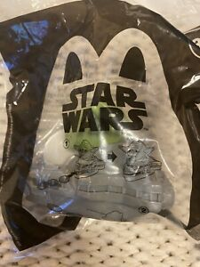 #3  Yoda Star Wars Mcdonalds 2021 Happy Meal Toy New in Package