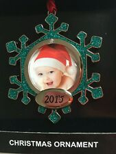 Our First Christmas Ornament 2015