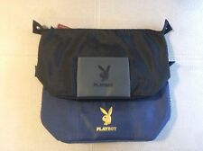 PLAYBOY  Small Travel Bag Black or Dark Blue. ( 1 Unit )
