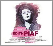 EDITH PIAF - ESSENTIALS 2 CD NEW+