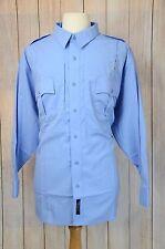 New 5.11 Tactical Uniform Class B Long Sleeve Button Up Shirt White Mens 2XL