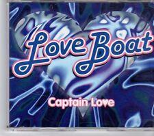 (EW580) Captain Love, Love Boat - 1996 CD
