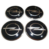 4 x Domed 65mm Trafic Centre Stickers for BMW X5 X6 3 5 Series Alloy Wheels