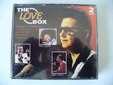 The Love Box - mit Stars wie Engelbert, Al Jarreau, Percy Sledge, 2 CD (Box 67)