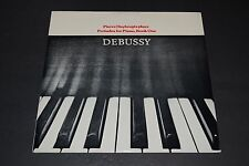 Pierre Huybregts Plays Preludes For Piano, Book One~Debussy~FAST SHIPPING