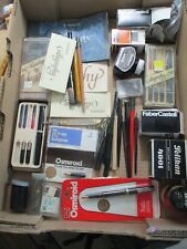 Calligraphy Antique Modern Lot of Mixed Calligraphy Items