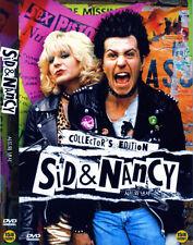 Sid And Nancy (1986 - Alex Cox, Gary Oldman, Chloe Webb) DVD NEW