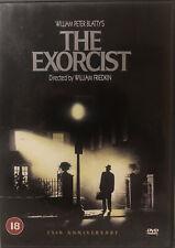 The Exorcist: 25th Anniv (DVD, 1973) Max Von Sydow, Ellen Burstyn,  HORROR