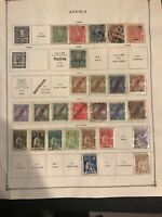 PORTUGUESE ANGOLA / LOT 1898 – 1938 Stamps High Value