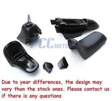 YAMAHA PW50 PW 50 PLASTIC SEAT GAS TANK KIT BLACK V PS36