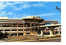 Tampa Florida International Airport Terminal Building-1980 Vintage Postcard