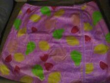 Lilly Pulitzer Marzipan Fruit Pink  Skirt Skort Sz 8 (H4)