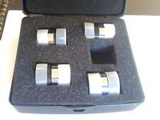 Celestron Telescope Eye Piece Set (4)qty Telescope Eye Lens  Set w/ Hard Case