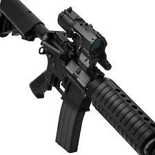 NcSTAR Tactical 223 5.56 ECO Black 4X34 Scope Blue Red illumination Rifle Scope!