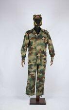 Serbia Armed Force & Montenegro M03 Pattern Uniform & Cap DHL Express Worldwide