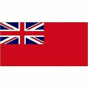 Printed Red Ensign Flags - various sizes